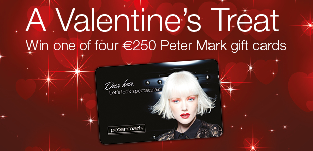 Win one of four €250 Peter Mark gift cards with the Sunday Independent.