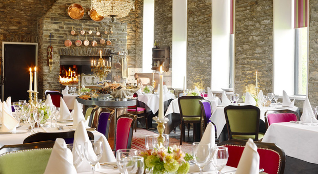 Win a midweek break at Ireland's Blue Book - Blairscove House
