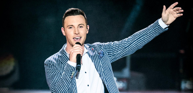 WIN A PAIR OF TICKETS TO NATHAN CARTER LIVE AT THE MARQUEE 2018!