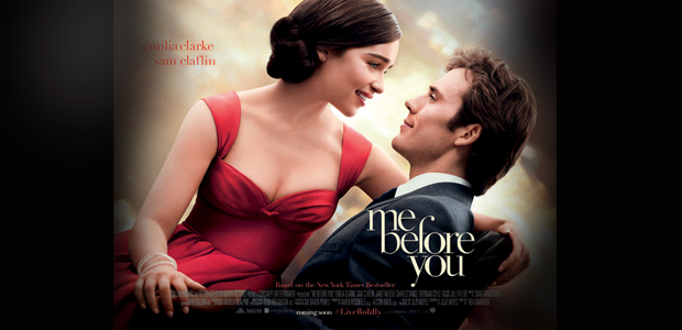 Win a romantic, VIP trip to Glelo Abbey Hotel & Golf Course Plus tickets to the premiere screening of Me Before You