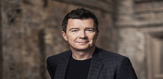 WIN! A pair of tickets to see Rick Astley!