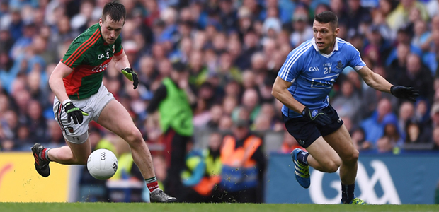 Win Two Tickets to the Dublin V Mayo All-Ireland Final Replay Plus a €150 gift card for Elverys Intersport