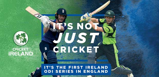WIN A TRIP TO LORD'S TO SEE ENGLAND V IRELAND ON MAY 7TH
