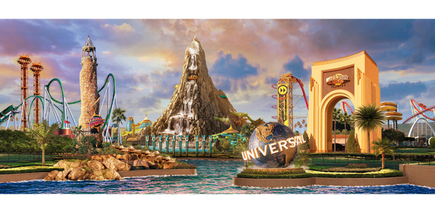 WIN A DREAM HOLIDAY TO UNIVERSAL ORLANDO RESORT™