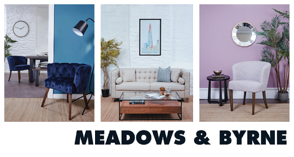 WIN one of four €500 Meadows & Byrne vouchers