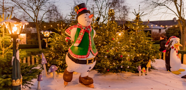 Win an overnight stay at the Kilkenny Yule Festival