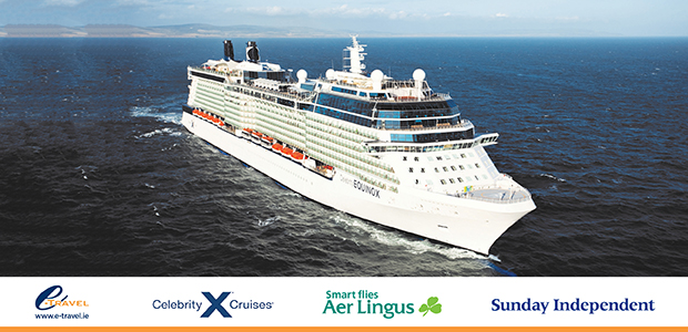 Win a cruise to the sun-soaked Caribbean with Celebrity Cruises!