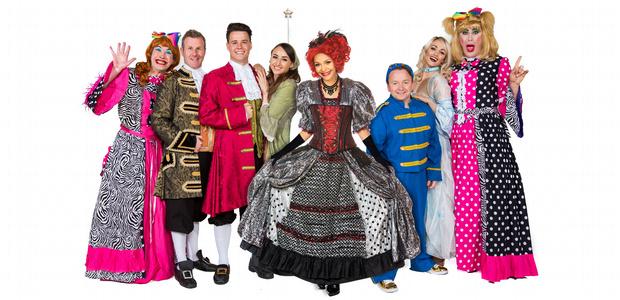 Win a family trip to the SPAR Panto Cinderella
