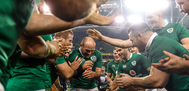 Win tickets to Ireland V Italy courtesy of Dove Men+Care