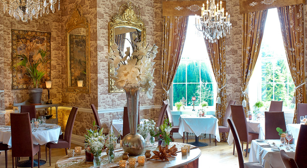 Win a midweek break at Ireland's Blue Book - Castle Durrow