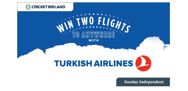 Win two flights to anywhere on the Turkish Airline Global Network