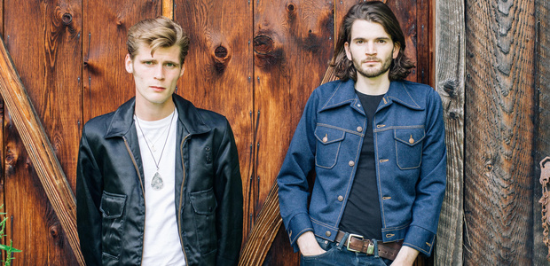 Win tickets to Hudson Taylor at the Bulmers Live at Leopardstown series