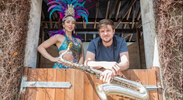 Win 2 tickets to Bulmers Carnival Night featuring Booka Brass Band at Bulmers Live at Leopardstown