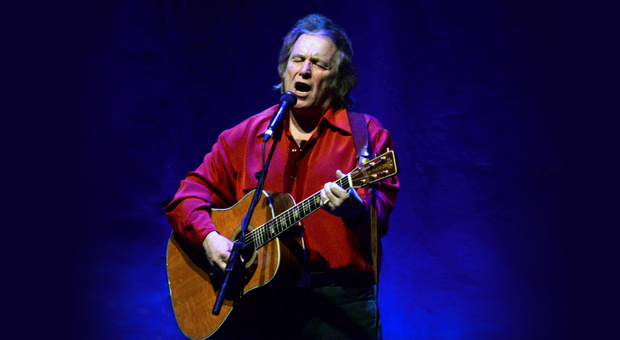 Win in style to see Don McLean Live at the Marquee with pre-concert dinner, limo transfer and overnight at the Clayton