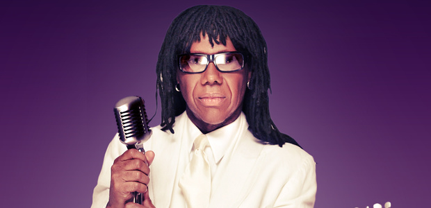Win tickets to see Nile Rodgers and Chic and an overnight at the Maryborough