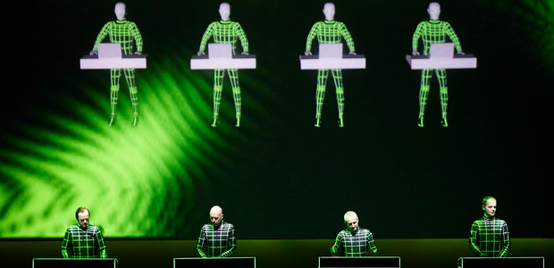 Win a pair of tickets to Kraftwerk Live at the Marquee!