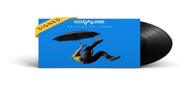Win a signed vinyl copy of Kodaline's brand-new album!