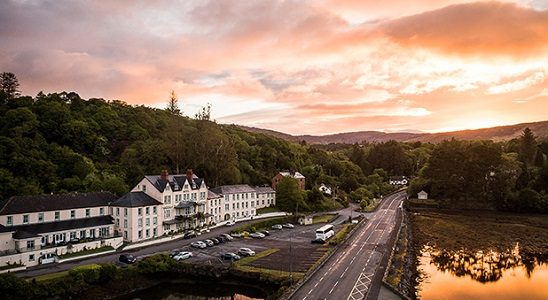 Win an amazing weekend break in Eccles Hotel in Glengarrif, West Cork
