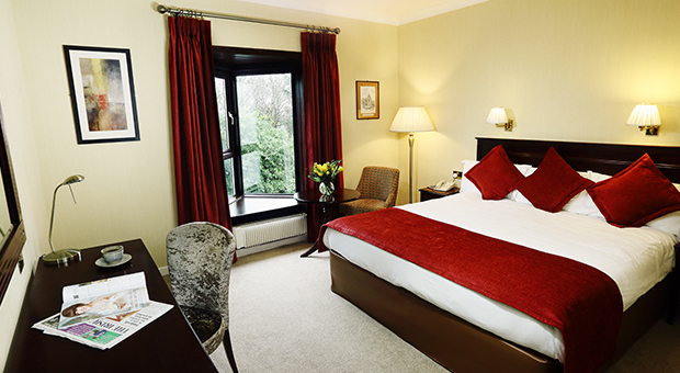 Win a voucher for 2 nights Bed & Breakfast plus 1 dinner for 2 people in the Ardilaun Hotel