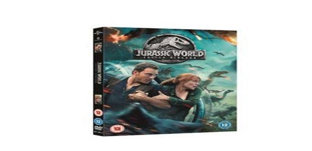 Win a fantastic Jurassic World goodie bag!