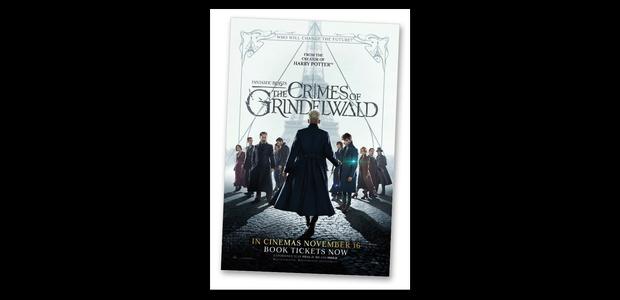 Win a Magical Movie Book Bundle!