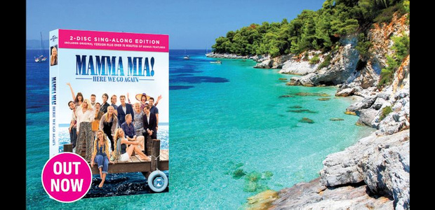 Win a Mamma Mia inspired Greek holiday!