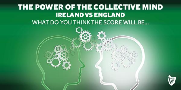 Ireland vs. England - Predict the Score