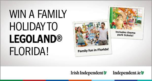 Win a family holiday to LEGOLAND® Florida!
