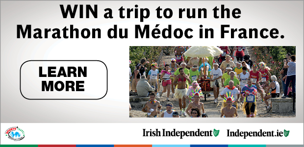 Win a 3 night trip to run the Marathon du Médoc, the marathon for wine lovers