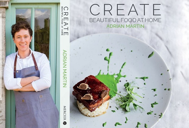 Win Adrian Martin's new cook book 'Create beautiful food at home'