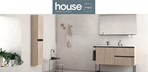 Win a €5000 SONAS bathroom and design consultation!