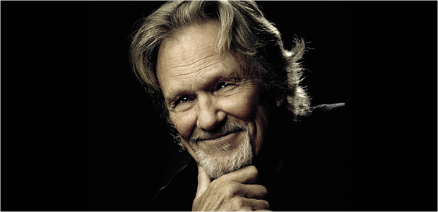 Win 2 tickets to see Kris Kristofferson Live at the Marquee!
