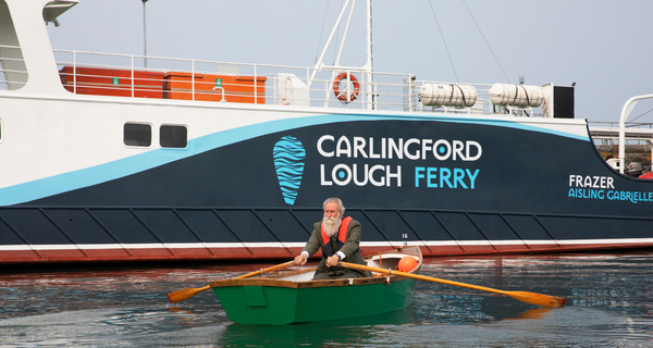 Win a trip on the Carlingford Lough Ferry and overnight stay!