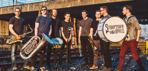 Win 2 tickets to Bulmers Carnival Night with Stomptown Brass at Bulmers Live at Leopardstown!
