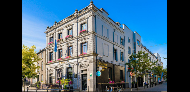 Win an overnight stay at the 4* Kilkenny Hibernian Hotel