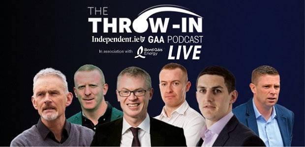 Get FREE tickets to the The Throw-In Live in Croke Park on Saturday, August 31