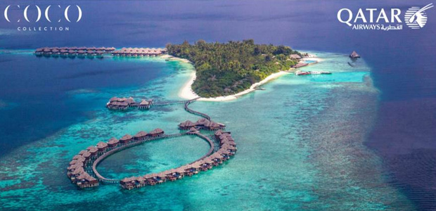 Win a luxury holiday to the Maldives!