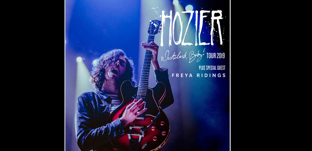 Win tickets to Hozier!