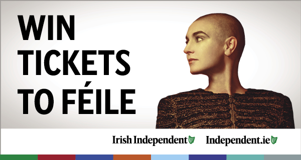 Win tickets to Féile '19