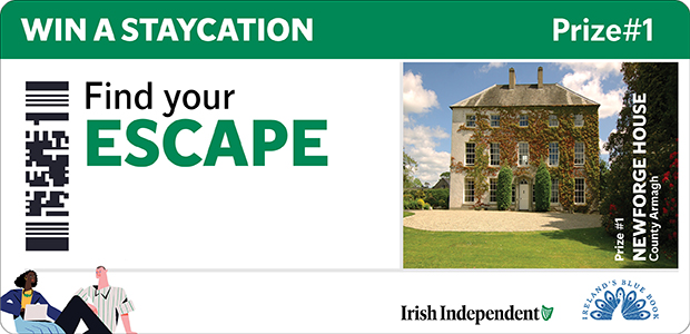 Find Your Escape and Win a Staycation at Newforge House