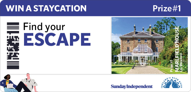 Find Your Escape and Win a Staycation at Marlfield House