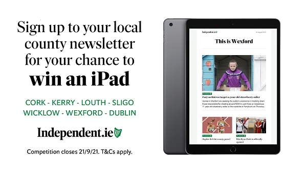 Win an iPad with our local newsletters