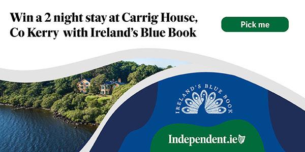 Win a Staycation in Kerry