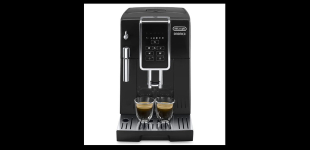 Win a DeLonghi Dinamica Bean to Cup Coffee Machine worth €850!