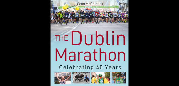 Win a copy of The Dublin Marathon Book!