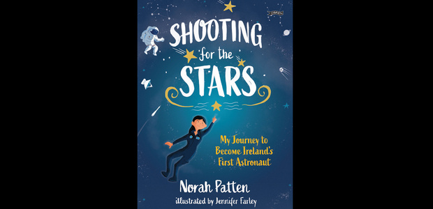 Win a copy of Shooting for the Stars!