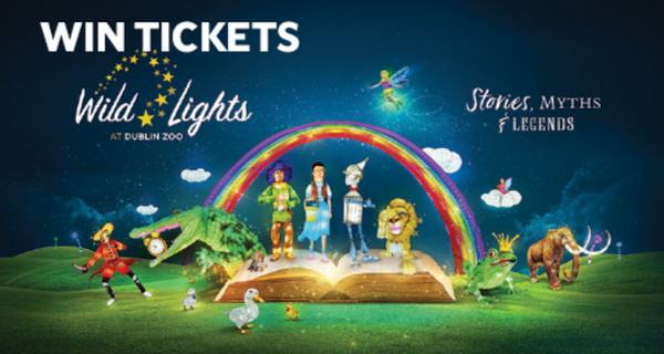 Win tickets to Wild Lights at Dublin Zoo with the Sunday Independent