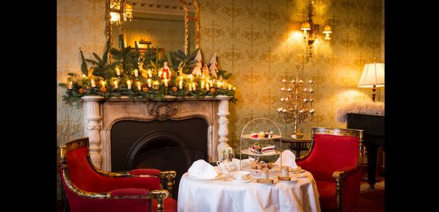 Win A Five Star Getaway At Glenlo Abbey Hotel & Estate!