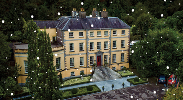 Our Christmas Present to you - Win a Magical Maryborough Break