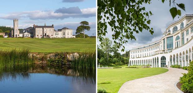 Win A Five Star Getaway At Glenlo Abbey Hotel & Estate and Powerscourt Hotel Resort & Spa!